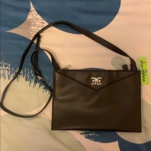 New Sam Edelman envelope crossbody bag